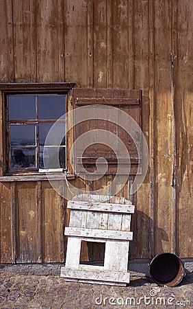 32600 Bernese Overland, Switzerland window shutter