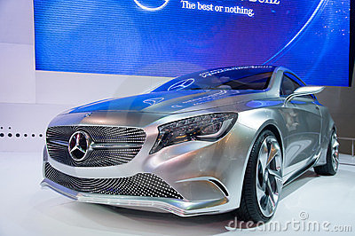 33rd Bangkok International Motor Show 2012 Editorial Image