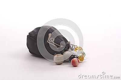 袋子大理石