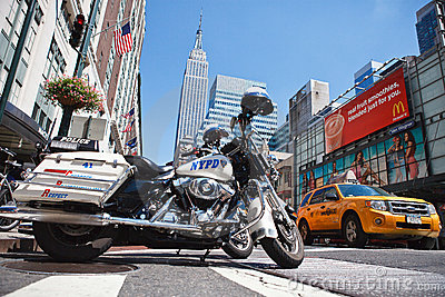 34th street NYC Editorial Stock Photo