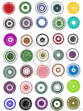 Free 35 Circle Graphic Elements Stock Photos - 3384493