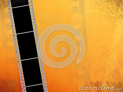 35 mm film background