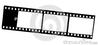 35 mm film frames