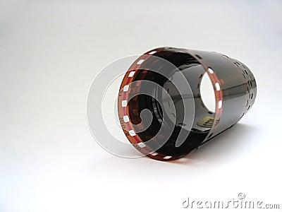 35 mm film roll