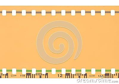 35 mm film stripund