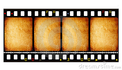 35 Mm Movie Film Reel Royalty Free Stock Image - Image: 4006046