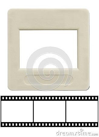35 mm slide photo frame