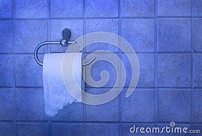 裱糊洗手间