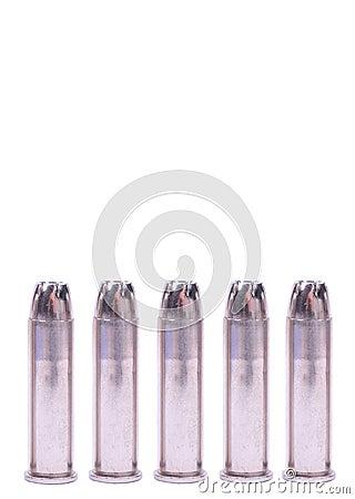 357 magnum cartridges