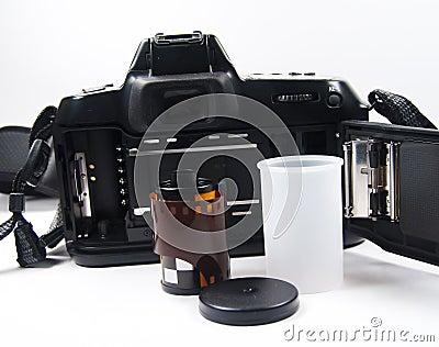 35mm Camera Back