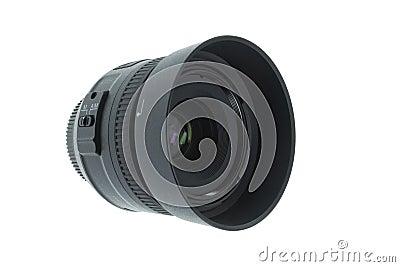 A 35mm camera lens