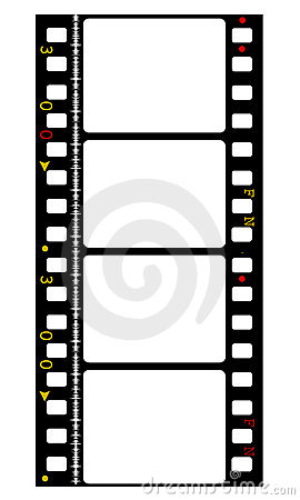 Free 35mm Color Movie Film Stock Images - 3996104