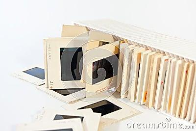 35mm film slides