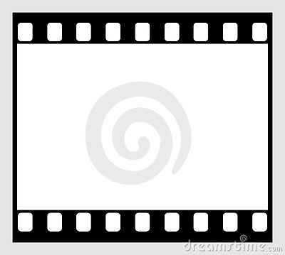 Free 35mm Film Strip Stock Image - 55111