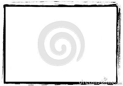 35mm Grunge Photo Edge