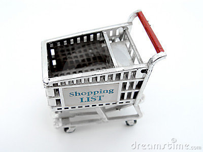 购物车查出的购物