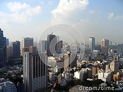 都市风景东京