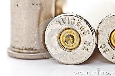 .38 special bullet shells