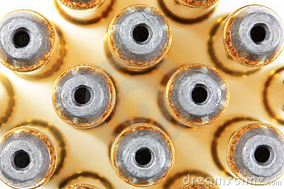 .38 Special Hollow-Point Ammunition