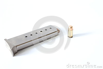 380 Ammo Clip