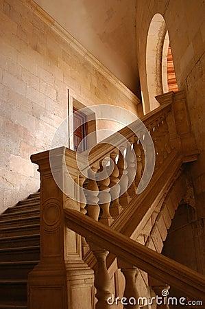 阿尔汉布拉台阶