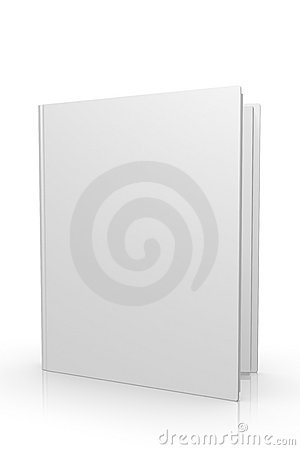 3d空白书高杂志开张了质量
