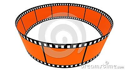 3d blank films ring
