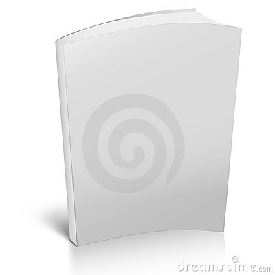 Free 3d Book With Blank Covers Stock Images - 13147764