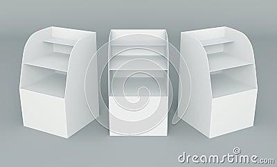 3D box display
