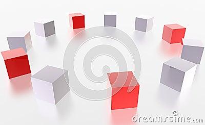3D boxes