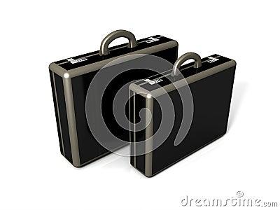 3D Briefcase Rendering