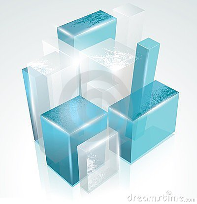 Free 3d Bright Glass Royalty Free Stock Image - 24154146