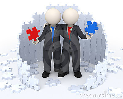 3d business partners - Puzzle solutions