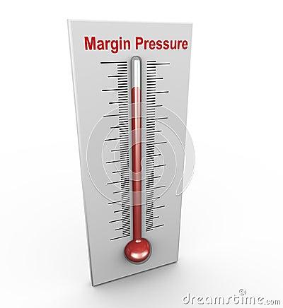 3d buzzword margin pressure
