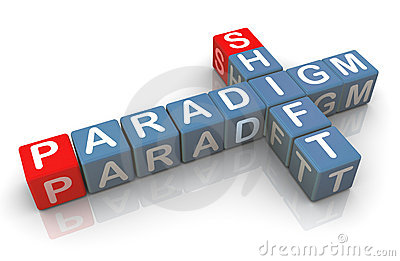 3d buzzword  paradigm shift