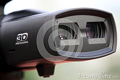 3D Camera Recorder