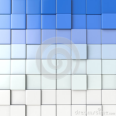 Free 3d Cube Abstraction Background Stock Photo - 25383800