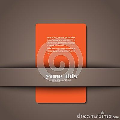 3d design of a card