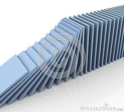 3d domino