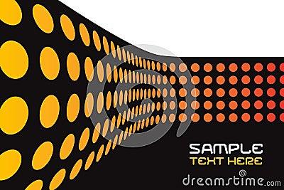 3D Dots Wall
