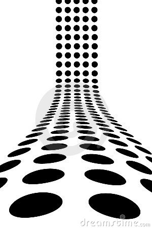 Free 3D Dotted Lines Stock Image - 7162451