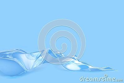 3d dynamic wave