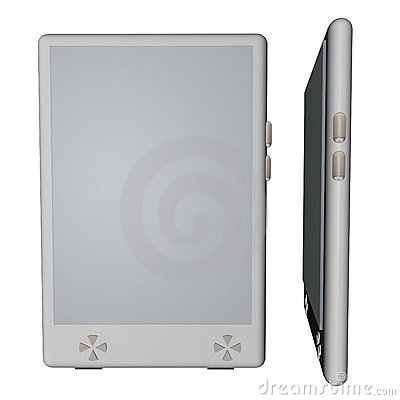 3D eBook reader