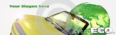 3d eco car