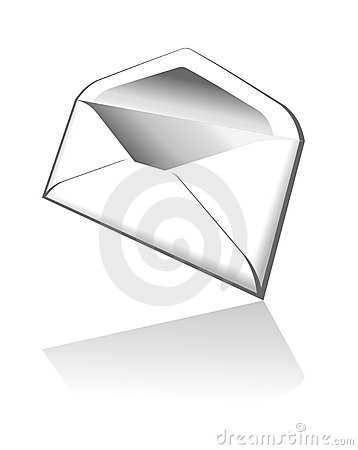 3D Email Icon
