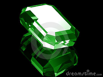 3d Emerald