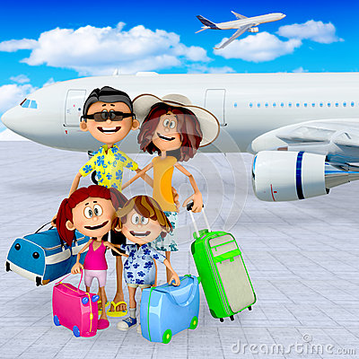 3D family vacations