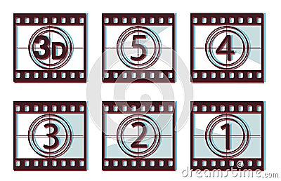 3d film countdown