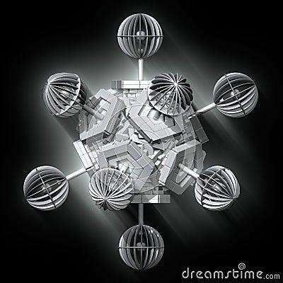 3D Geometric Fractal