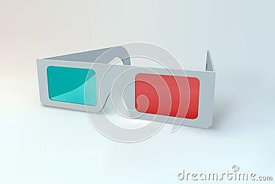 3D glasses.